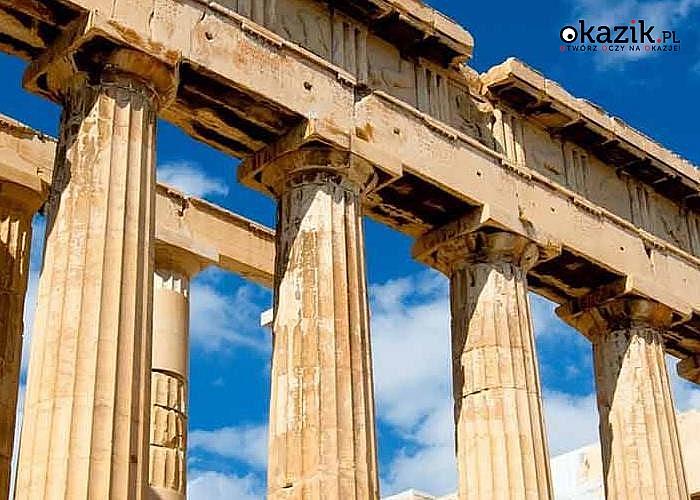 Starożytna Grecja- Śladami bogów! Objazdowa wycieczka po najciekawszych miejscach Riwiery Olimpijskiej.