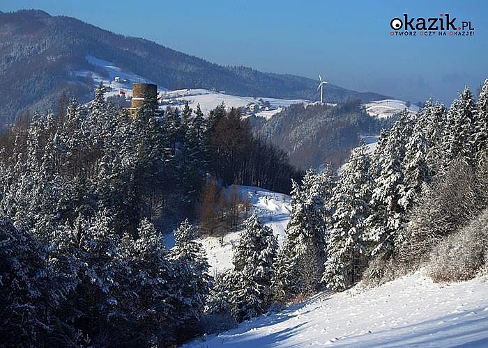 Zimowa zabawa stulecia! Ferie w górach w ośrodku RYTERSKI!