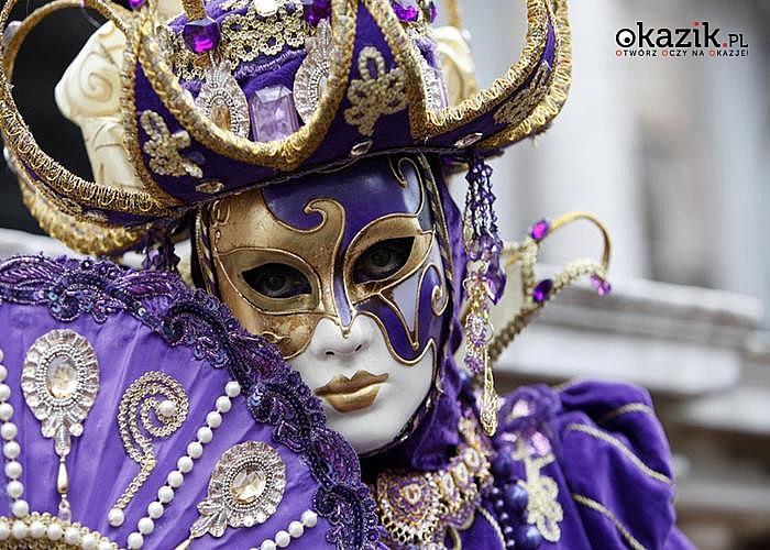 Zachwyć się Wenecją i rozbaw w Rijece! Karnawałowa wycieczka autokarowa dla każdego!