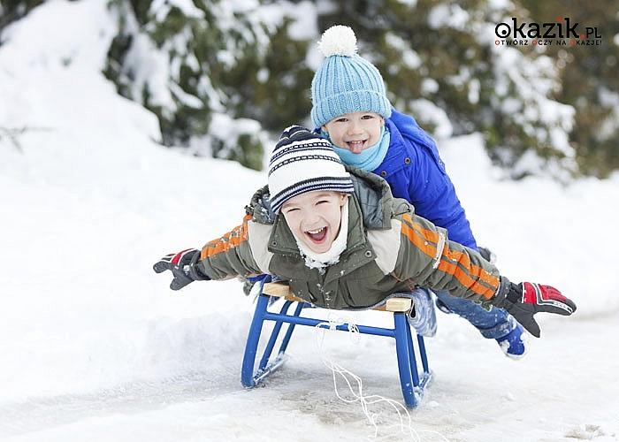 Sudecka zima- rozgrzej się w chłodne dni ferii! Pobyty 3-11 dniowe w Willi Alfa dla każdego!