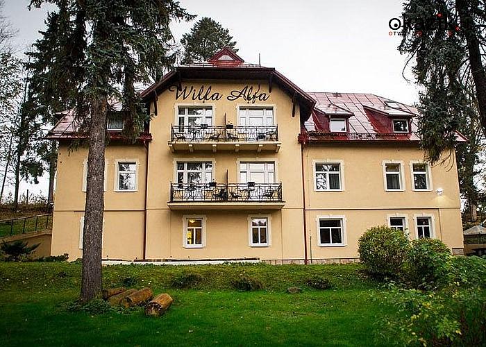 Romantyczne pobyty w sercu Sudetów- Willa Alfa zaprasza! Walentynki z wyjazdem do Pragi!