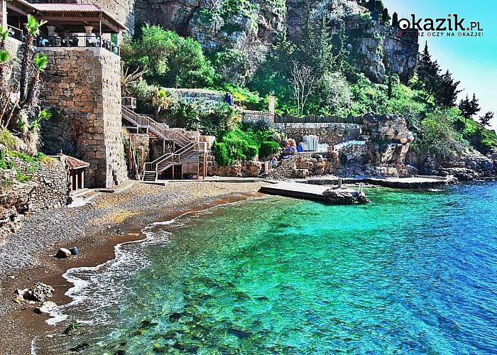 Tureckie wakacje! Słoneczna kraina na udany urlop-  Wybrzeże Likijskie!