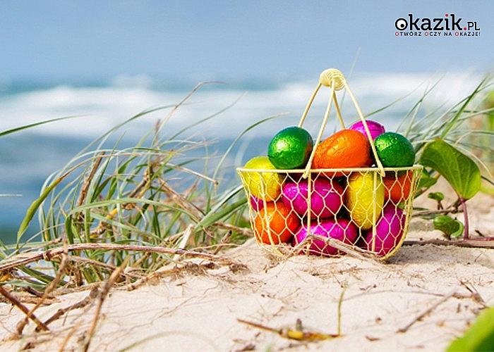 Wielkanoc w Rewalu! Pobyty z wyżywieniem i uroczystym śniadaniem wielkanocnym w Ośrodku Wypoczynkowym Alfa!