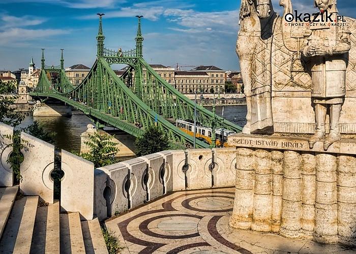 Węgierskie zwiedzanie! 3 dniowa wycieczka do Budapesztu z pilotem!