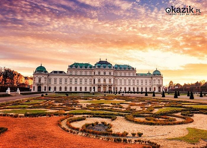 Zachwycające stolice! Wycieczka objazdowa po Wiedniu i Bratysławie!