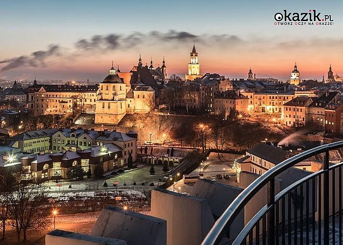 Walentynkowy weekend na Lubelszczyźnie. Zwiedzanie Puław i Lublina z noclegiem.