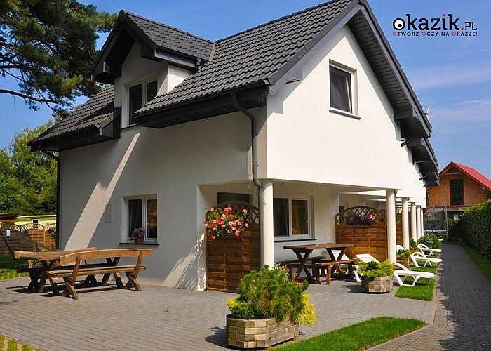 Zapraszamy na niezapomniany pobyt do komfortowych Domków Raj w Jarosławcu!