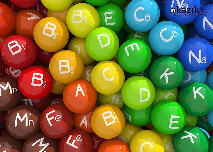 Nie daj się zarazkom! Zadbaj o zdrowie i urodę! Wegańskie witaminy- żelki dla każdego! 6 rodzai do wyboru!