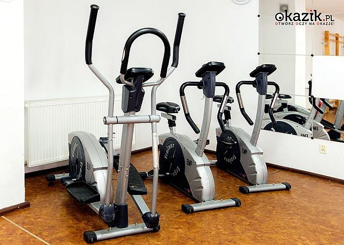 Odpocznij w Kudowie Zdrój! Willa Alfa- pobyty z wyżywieniem i nielimitowanym dostępem do siłowni w cenie!