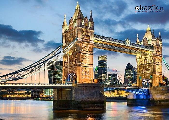 Wycieczka do Londynu z noclegiem w Hotelu Ibis! W cenie przejazd autokarem, zakwaterowanie ze śniadaniem, opieka pilota!