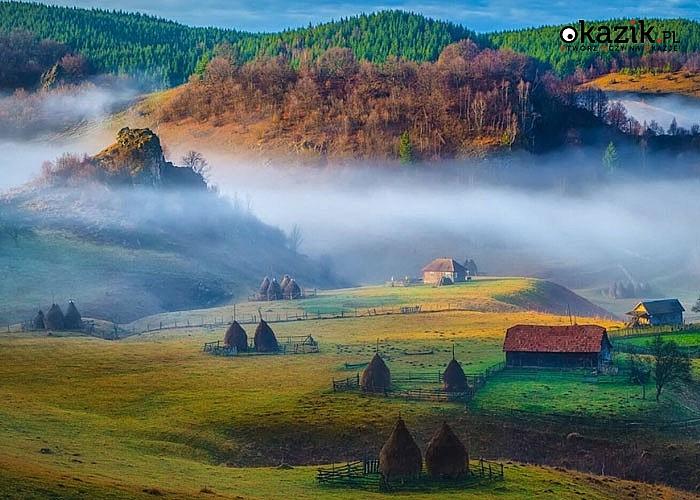 Transylwania- wycieczka do historycznej krainy na Wyżynie Siedmiogrodzkiej! W pakiecie przejazd, noclegi i opieka pilota