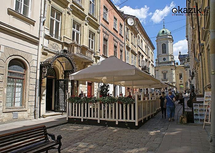 Zakochaj się w Ukrainie! Wycieczka autokarowa do Lwowa z noclegiem!