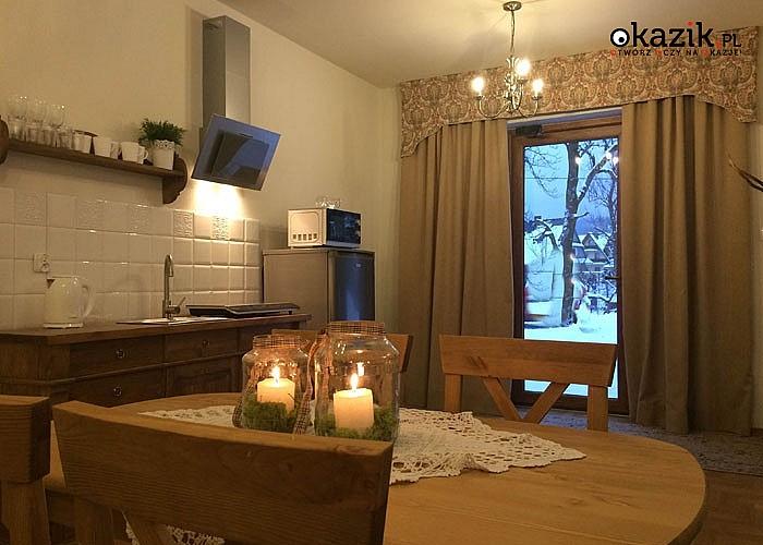 Wiosna w Tatrach! Domek w Zakopanem zaprasza do przestronnych apartamentów!