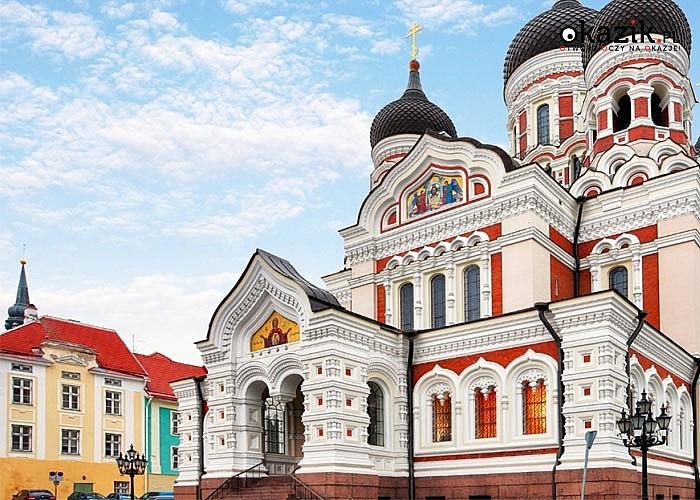 6 dni przygód! Ryga, Sztokholm, Helsinki i Tallin- wycieczka promem! 3 śniadania! Opieka pilota!