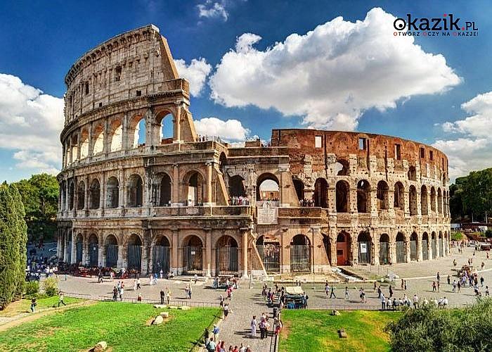 Objazdowe Włochy! Spędź Święta Wielkanocne zwiedzając zakamarki Italii wraz z przewodnikiem!