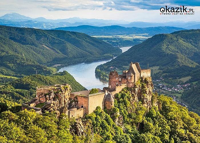 4 dniowa wycieczka objazdowa do Austrii! W cenie przejazd, opiek pilota oraz nocleg ze śniadaniem i obiadokolacją!