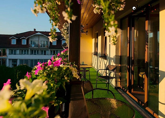Zafunduj sobie odrobinę majówkowego relaksu w  Villi Andalucia w Ciechocinku.