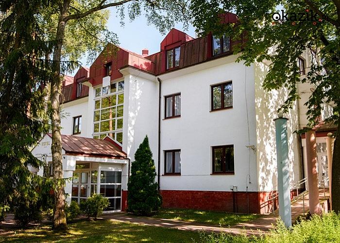 Turnus rehabilitacyjny w Hotelu Uzdrowiskowym Konstancja***! Konstancin-Jeziorna! Wyżywienie! 15 lub 30 zabiegów!
