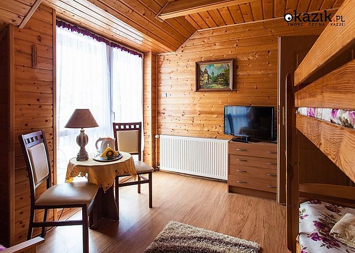 Odpocznij w Bieszczadach! Wiosenne pobyty w Domu Wypoczynkowym ANTOŚ w Baligrodzie!