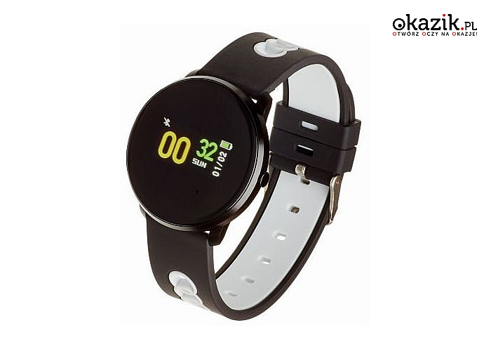 Smartwatch Garett Sport 14 urządzenie , które pomoże Ci kontrolować aktywność przez całą dobę