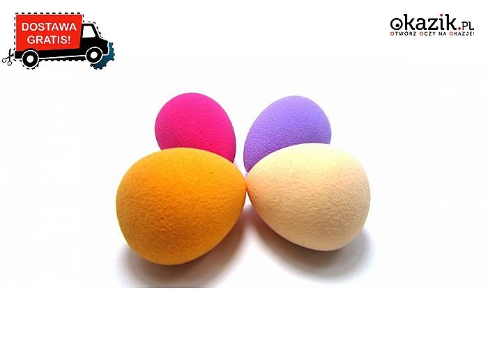 GĄBECZKA BEAUTYBLENDER® w kształcie jajka do aplikowania kosmetyków do makijażu. Darmowa przesyłka!