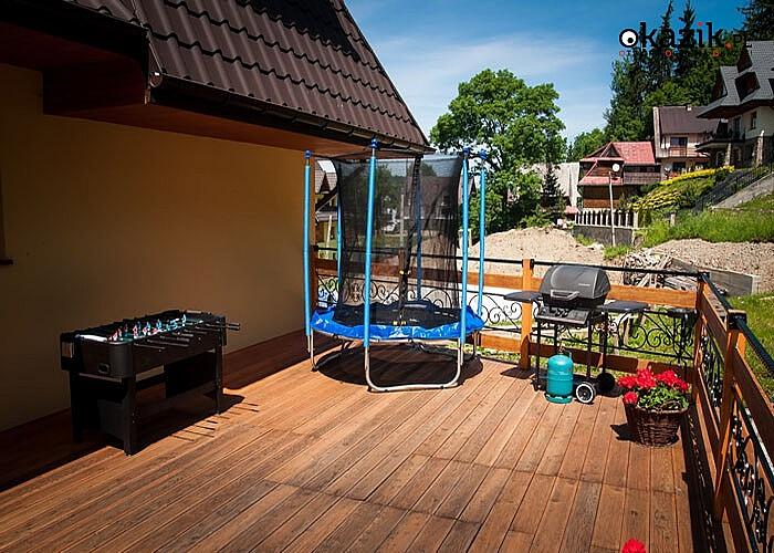 Dom Wypoczynkowy Sykowny w Białym Dunajcu! Pobyt wiosenny u stóp dostojnych Tatr! Eleganckie pokoje!
