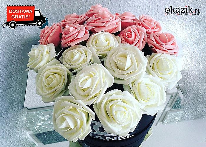 Piękne ozdobne kwiaty, idealne do wystroju Twojego wnętrza!