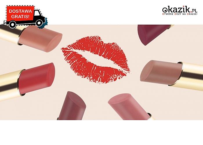 Ulubiona pomadka gwiazd i milionów dziewczyn - Naked 4 O.TWO.O Lipstick. Matowe wykończenie i 20 kolorów do wyboru!
