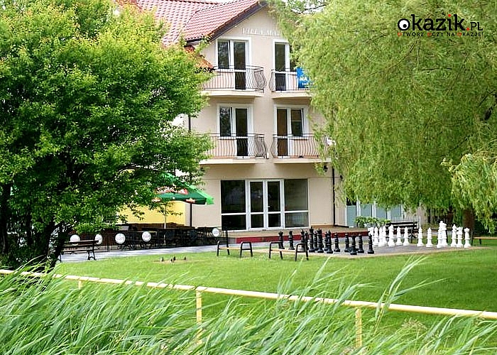 Przytulny pensjonat w sam raz na wiosenny wypoczynek! Villa Maja w Mielnie zaprasza na pobyty pełne relaksu!