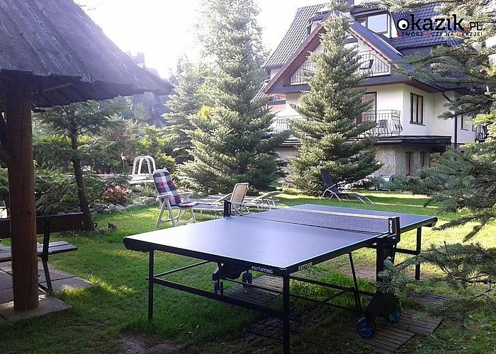 Willa Limba w Kościelisku! Lato i jesień w Tatrach! Wymarzony urlop z atrakcjami!