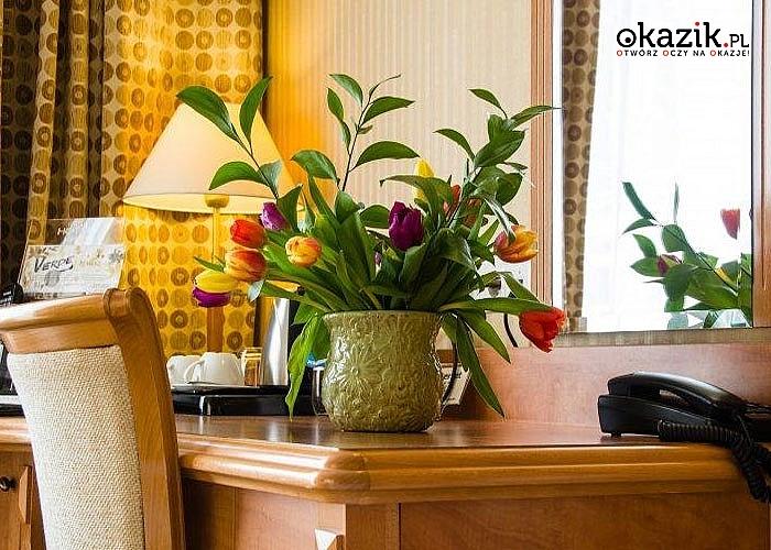 Weekend dla przyjaciółek w hotelu Verde**** koło Koszalina! Zrelaksuj się w ulubionym towarzystwie!