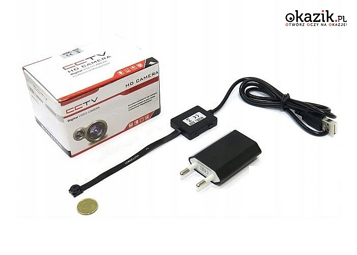 Mini rejestrator cyfrowy to idealne urządzenie, potrzebne wszystkim szukającym dyskretnej i wielofunkcyjnej kamery