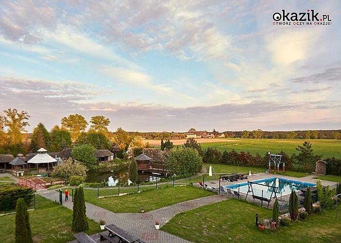 Weekend w uroczym Dworku Tucholskim.Odpocznij w magicznym miejscu,wśród największych kompleksów Borów Sosnowych