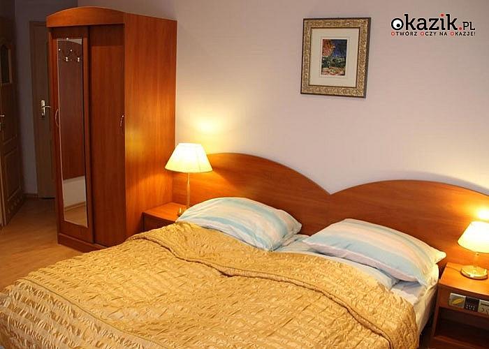 Weekend czerwcowy w Międzyzdrojach! Komfortowe pobyty w pokojach z łazienkami w Villi Aqua!