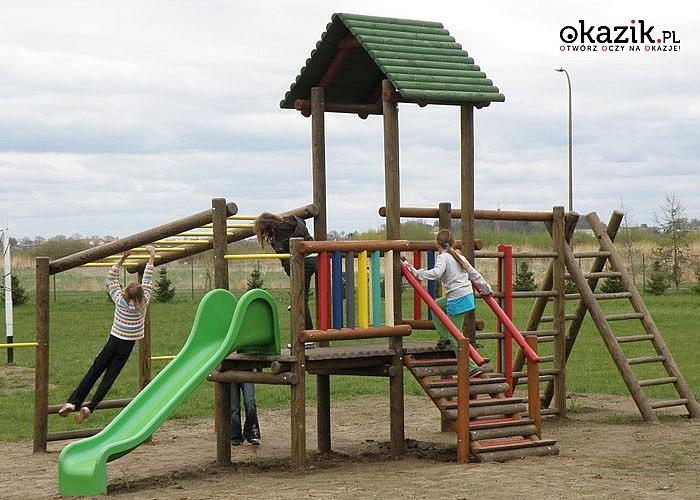 Ośrodek wypoczynkowy Piramida I w Darłówku to idealne miejsce na wypoczynek i odzyskanie zdrowia nad morzem