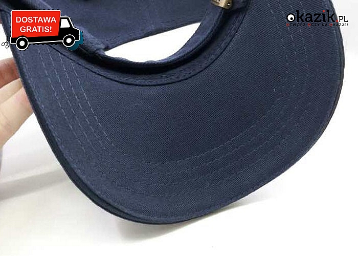 Czapka z daszkiem typu baseball z kolekcji Tommy Hilfiger