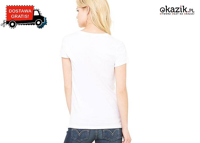 Bluzka damska Calvin Klein! DARMOWA przesyłka! Najwyższa jakość wykonania!