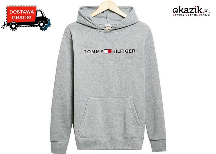 Bluza męska Tommy Hilfiger! DARMOWA przesyłka! Najwyższa jakość wykonania!