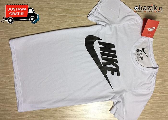 Bluzka damska Nike! DARMOWA przesyłka! Najwyższa jakość wykonania!