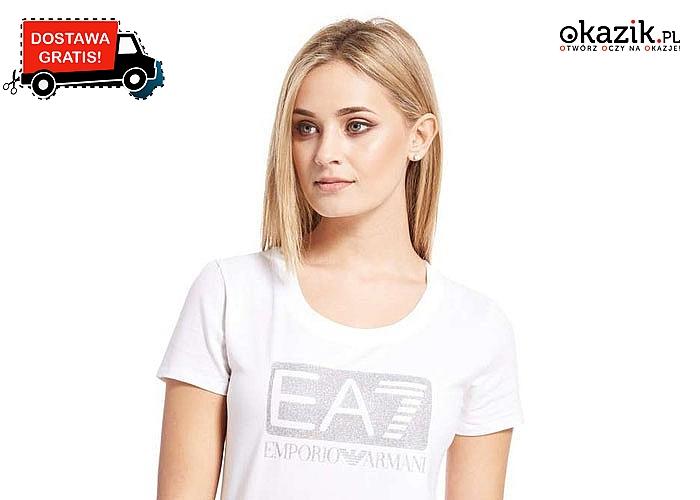 Bluzka damska Emporio Armanii! DARMOWA przesyłka! Najwyższa jakość wykonania!