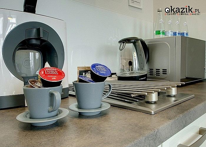 Pobyt ze śniadaniem w komfortowych Apartamentach Zamkowa 15 POD SAMYM WAWELEM! Zniżka SPA!