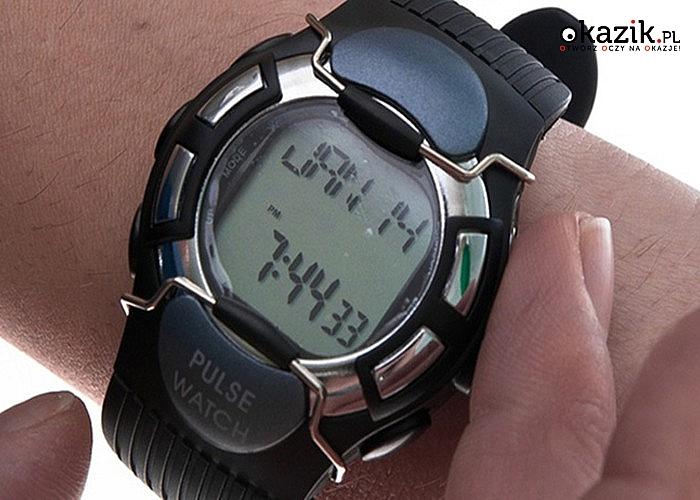 Funkcjonalny zegarek, który pomoże zoptymalizować codzienny trening! Pomaga śledzić wydolność organizmu!