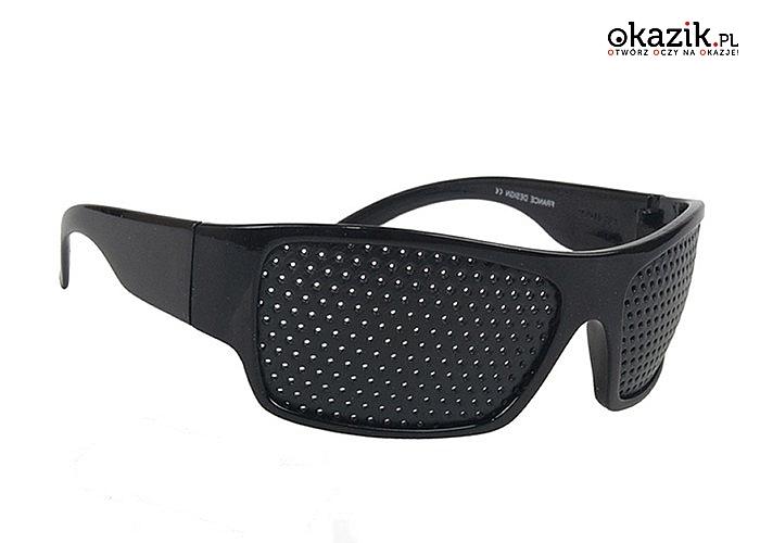 Bolące oczy to już nie problem! Lecznicze okulary ajurwedyjskie do korekty wzroku