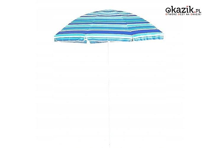 Osłoń swój balkon i okna od słońca i zrelaksuj się w cieniu parasola