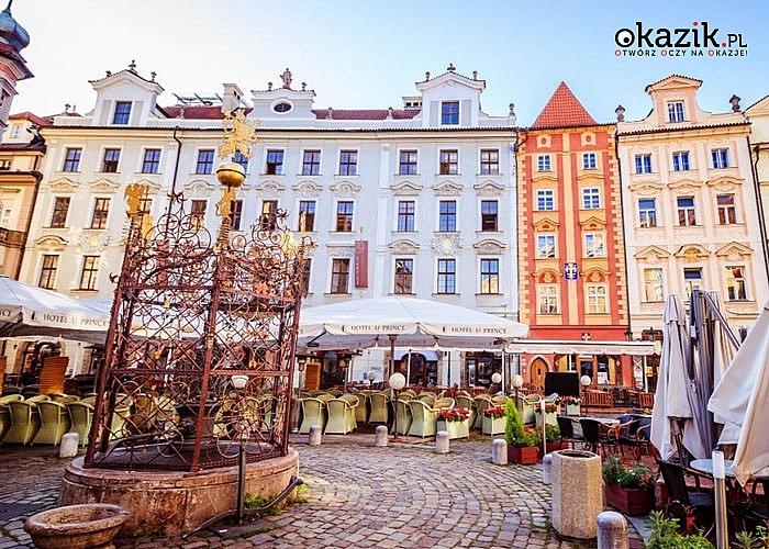 Praga ze swoim bogactwem architektonicznym i duchowym zaprasza na magiczne chwile! Wycieczka autokarowa z noclegiem!