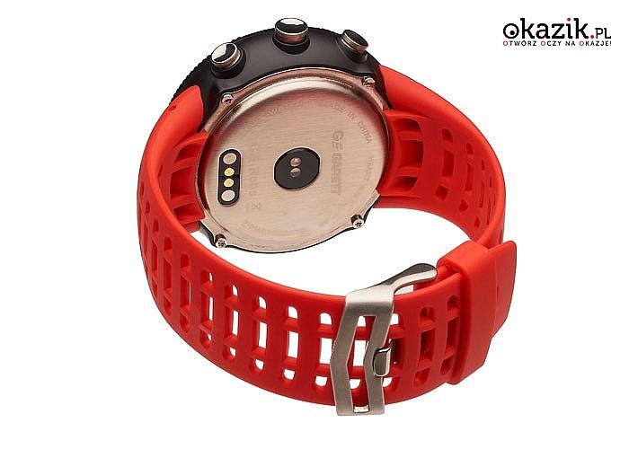 Smartwatch GPS Garrett Sport 27! Wodoszczelny do ekstremalnych wyzwań! Utrzymaj kondycję! 3 kolory!