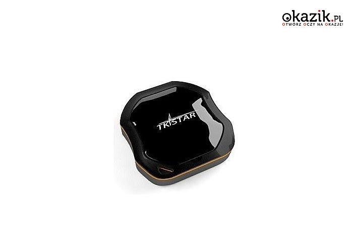 Filigranowych rozmiarów lokalizator GPS z funkcją podsłuchu. 3 modele do wyboru