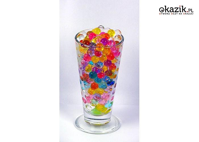 Spryskiwacz 500 ml oraz 10 opakowań kulek hydrożelowych! Idealny zestaw do pielęgnacji kwiatów!