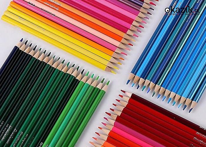 Kolorowe kredki Brutfuner 48 sztuk, doskonały pomysł na zastąpienie wirtualnego świata i rozwój wyobraźni dziecka
