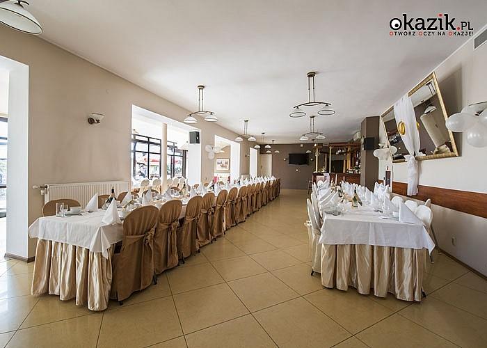 Jesień na Kaszubach! Hotel Janta w Dziemianach! Wyżywienie + deser! Doskonała lokalizacja!